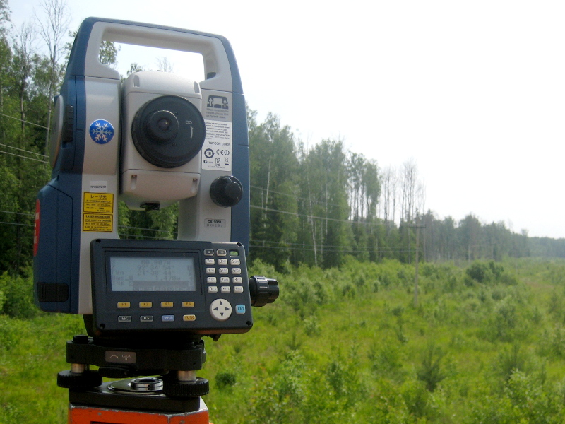 Геодезические работы при строительстве в Ивановской области